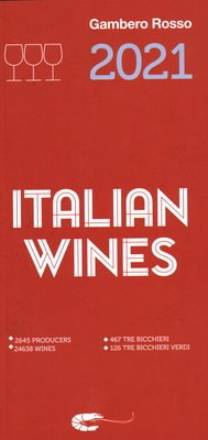 Italian Wines 2021 Cover Image