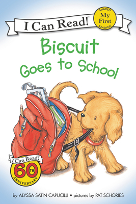 Biscuit Goes to School Cover