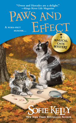 Paws and Effect (Magical Cats #8) Cover Image