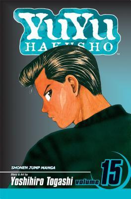 YuYu Hakusho, Vol. 15 Cover Image