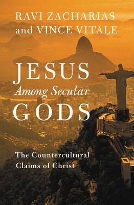 Cover for Jesus Among Secular Gods