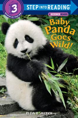 Baby Panda Goes Wild! (Step into Reading) Cover Image