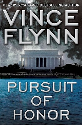 Pursuit of Honor: A Novel (A Mitch Rapp Novel #10) Cover Image