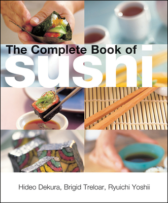 The Complete Book of Sushi Cover Image