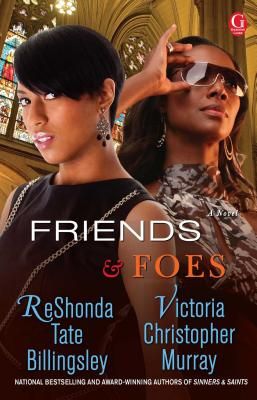 Friends & Foes Cover