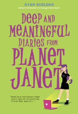 Deep and Meaningful Diaries from Planet Janet Cover