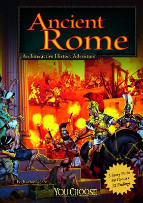 Cover for Ancient Rome