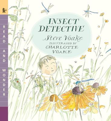 Insect Detective: Read and Wonder Cover Image
