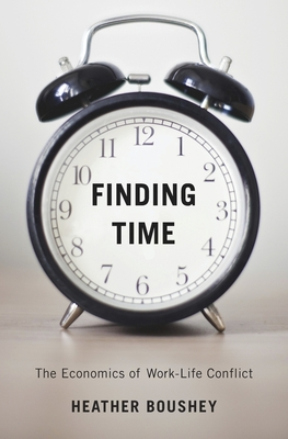 Finding Time Cover