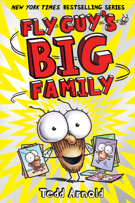 Fly Guy's Big Family (Fly Guy #17) Cover Image