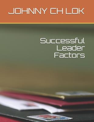 Successful Leader Factors Cover Image
