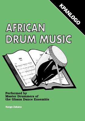 African Drum Music - Kpanlogo Cover Image