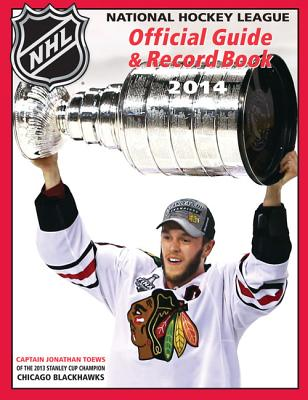 National Hockey League Official Guide & Record Book Cover Image
