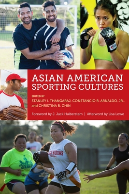 Asian American Sporting Cultures Cover Image