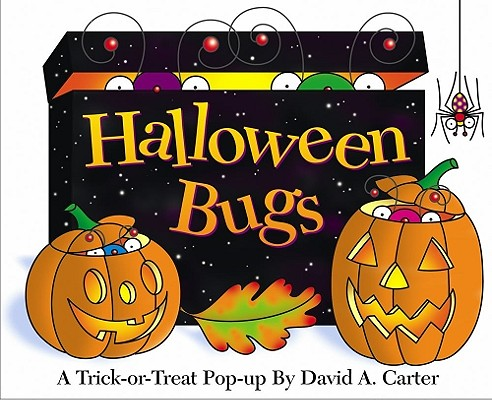 Halloween Bugs Cover
