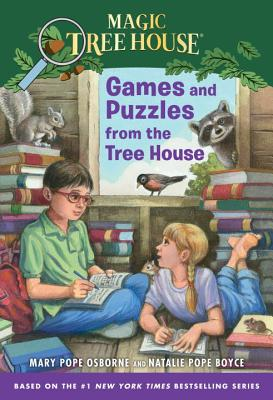 Games and Puzzles from the Tree House Cover