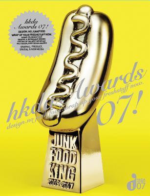 hkda Awards, Volume 2: Design. No Junkfood. Wrap Up Your Freshstuff Now. Cover Image