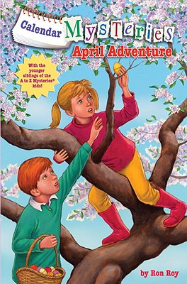April Adventure Cover