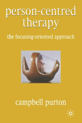 Person-Centred Therapy: The Focusing-Oriented Approach Cover Image