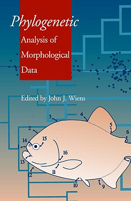 Phylogenetic Analysis of Morphological Data: Smithsonian Series in Comparative Evolutionary Biology Cover Image