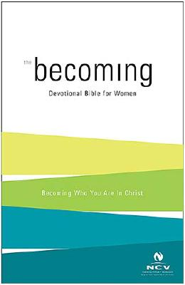 Becoming Devotional Bible-NCV Cover Image