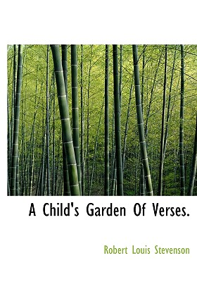 A Child's Garden of Verses. Cover Image