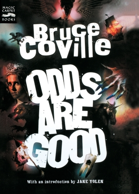 Odds Are Good: An Oddly Enough and Odder Than Ever Omnibus Cover Image