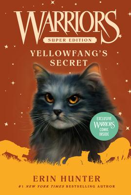 Warriors Super Edition: Yellowfang's Secret Cover Image