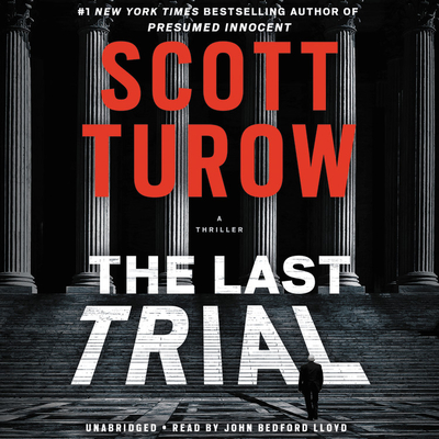 The Last Trial: Kindle County #11 [With Battery] Cover Image