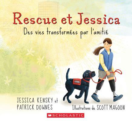 Rescue Et Jessica: Des Vies Transform?es Par l'Amiti? Cover Image