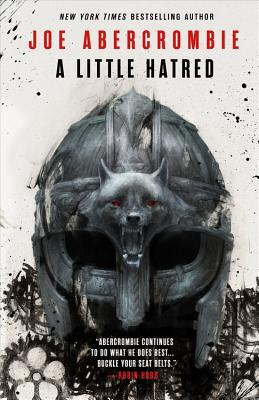 A Little Hatred (The Age of Madness #1) Cover Image