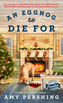 Cover for An Eggnog to Die For (A Cape Cod Foodie Mystery #2)