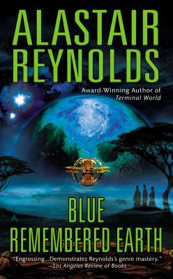 Blue Remembered Earth Cover