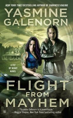 Flight from Mayhem Cover Image