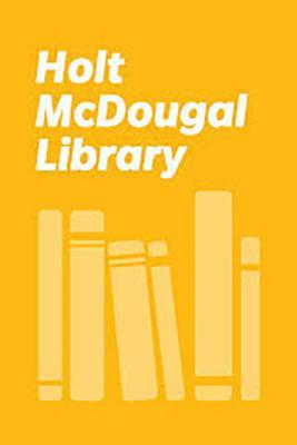 Holt McDougal Literature: English Language Learner Adapted