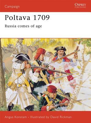 Poltava 1709 Cover