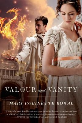 Valour and Vanity Cover