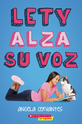 Lety alza su voz (Lety Out Loud) Cover Image