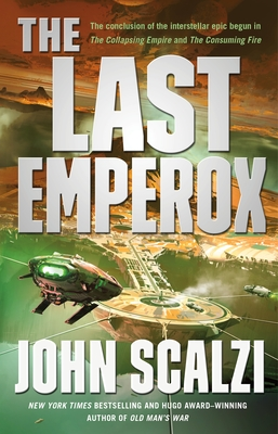 The Last Emperox cover