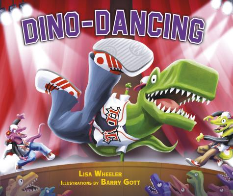 Dino-Dancing Cover Image