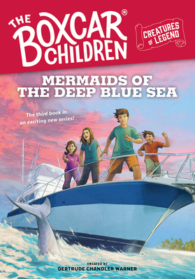 Mermaids of the Deep Blue Sea cover