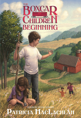 Cover for The Boxcar Children Beginning