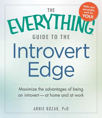 The Everything Guide to the Introvert Edge Cover