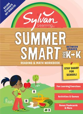 Sylvan Summer Smart Workbook: Between Grades Pre-K & Kindergarten (Sylvan Summer Smart Workbooks) Cover Image