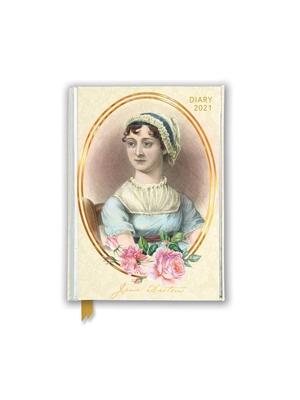 Jane Austen Pocket Diary 2021 Cover Image