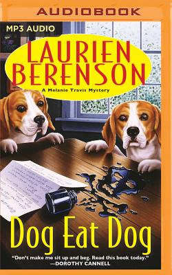 Dog Eat Dog (Melanie Travis Mystery #3) Cover Image