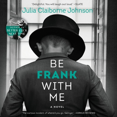 Be Frank with Me Lib/E Cover Image