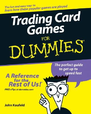 Trading Card Games for Dummies Cover Image