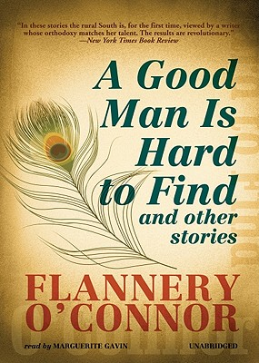 A Good Man Is Hard to Find: And Other Stories [With Earbuds] (Playaway Adult Fiction) Cover Image