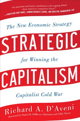 Cover for Strategic Capitalism